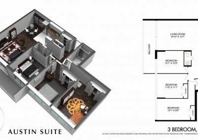 Austin Suite