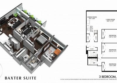 Baxter Suite