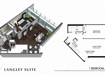 Langley Suite