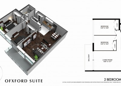 Oxford Suite