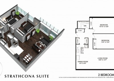 Strathcona Suite